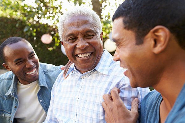 Grow Older with Good Oral Health