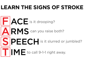 cva stroke information you should know Last week, staff at a maryland emergency room sprang into action when a new  patient arrived by ambulance, clearly in the throes of a stroke.
