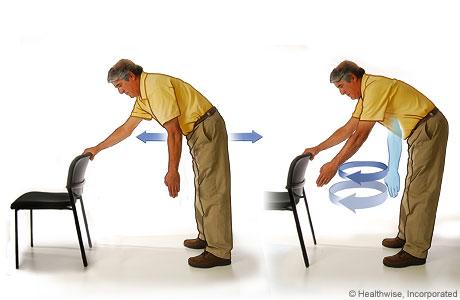 Shoulder Pendulums