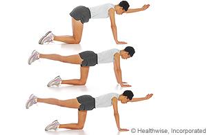 Spondylolysis And Spondylolisthesis Exercises