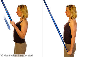 Triceps Tendinitis: Exercises