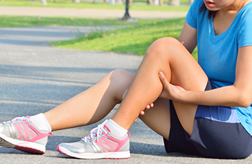 Muscle Cramps in Children: Care Instructions
