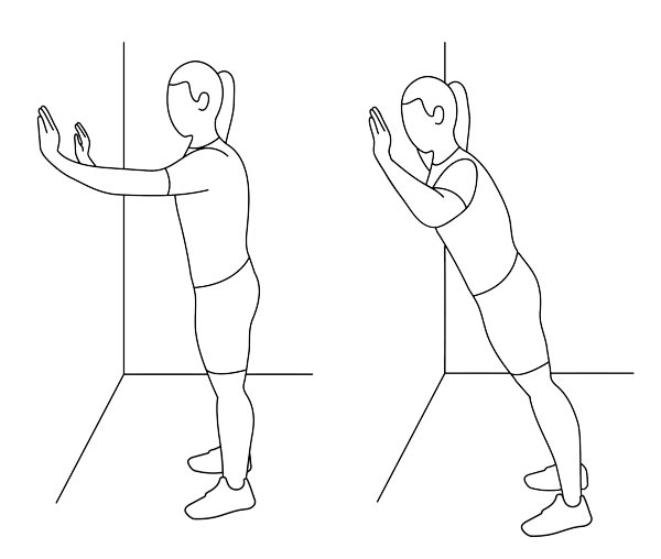At Home Arm And Shoulder Exercises