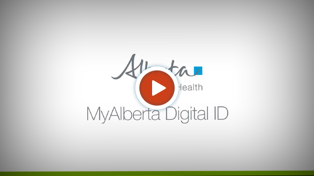 Get a verified MyAlberta Digital ID