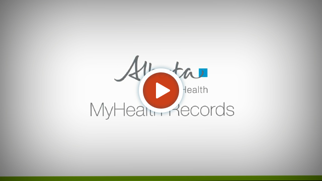 Create your MyHealth Records account