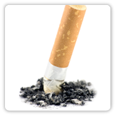Picture of a cigarette butt