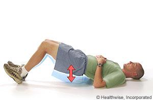 meniscus tear exercises