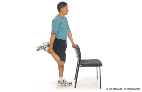 Patellar Tracking Disorder: Exercises